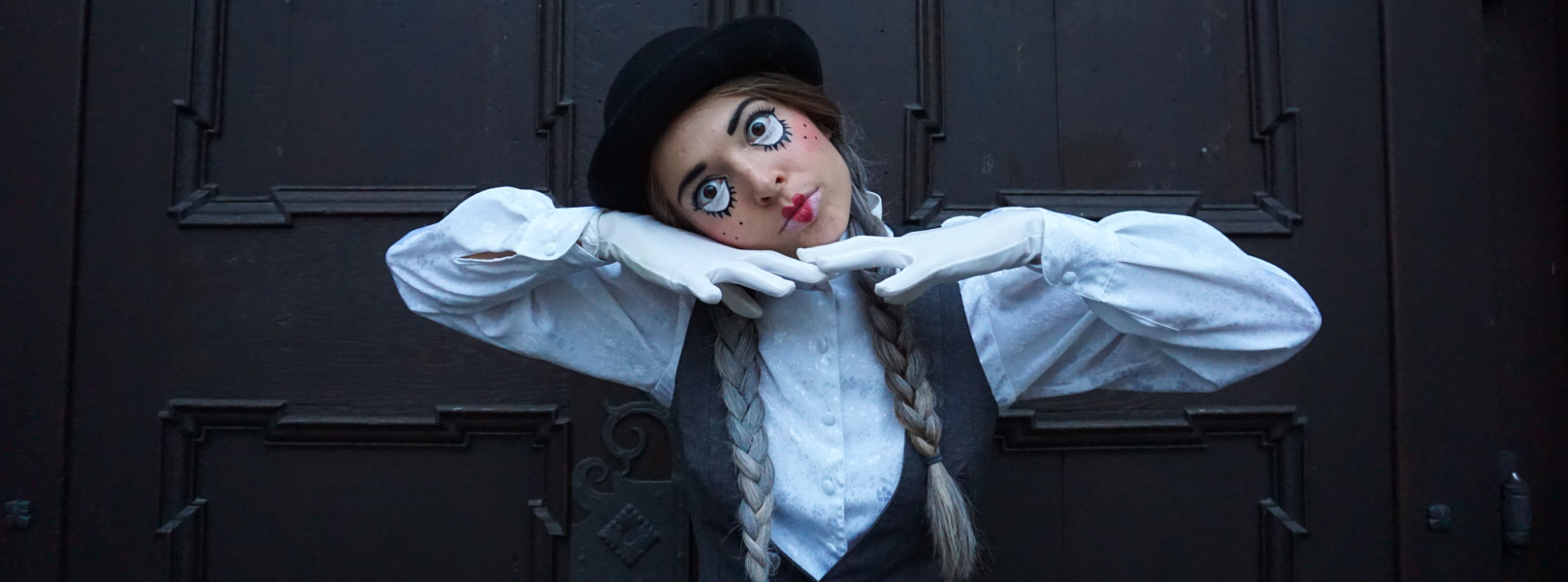 Pantomimin Puppe