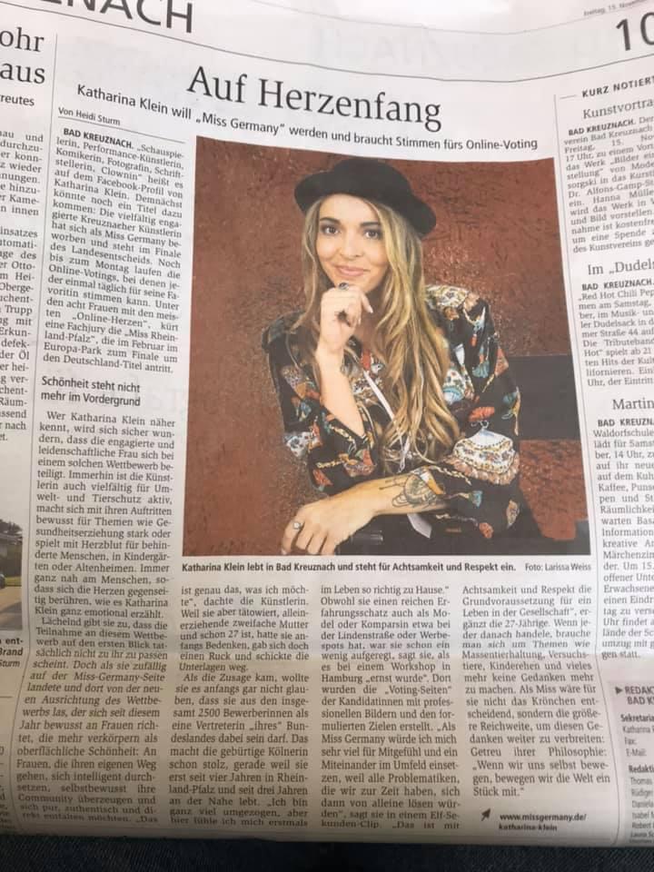 Miss Germany Artikel