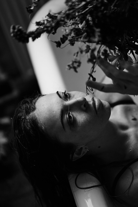 Model Kasia Balou