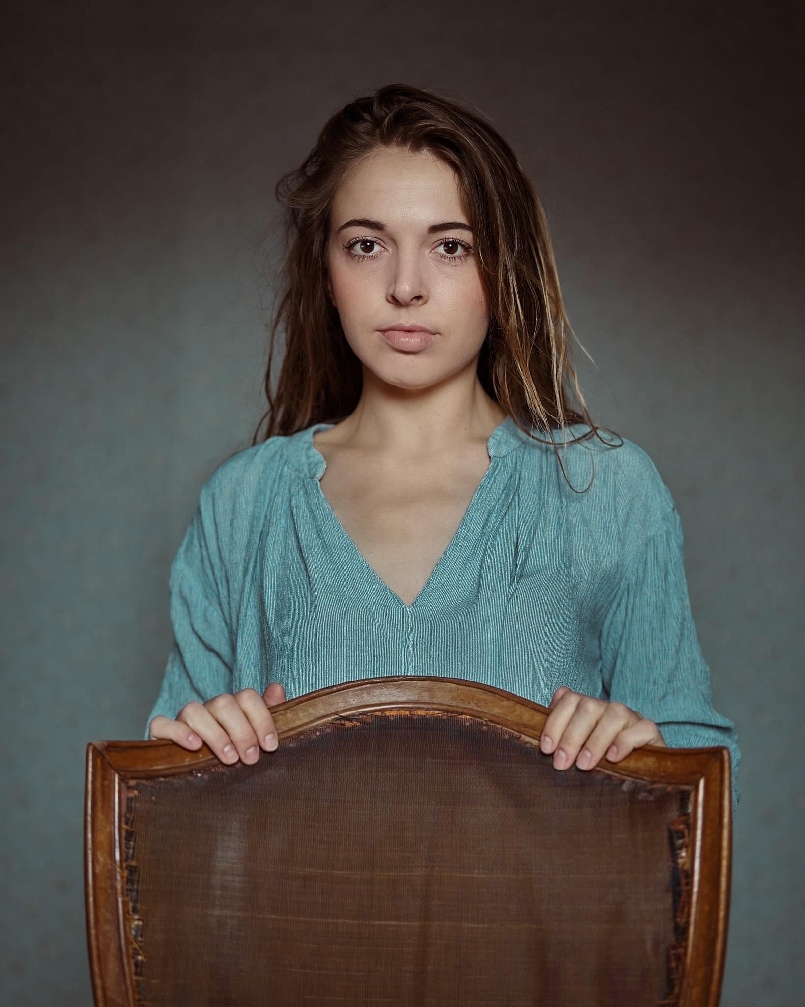 Model Kasia Balou alias Katharina Klein